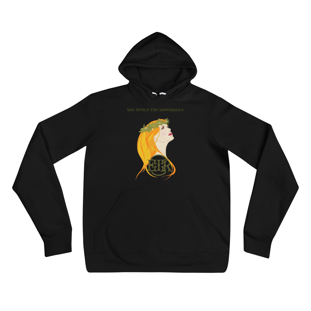 THE CELTIC GODDESS:  Healing the Impossible - Unisex Hoodie