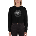 LOVE VIBRATIONS:  The Healing Miracle - Crop Top