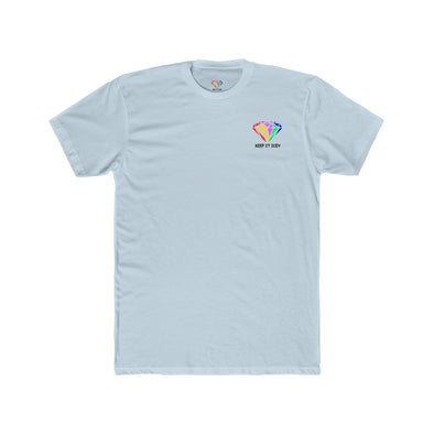 Men's Cotton Crew Tee - SD JEWELS