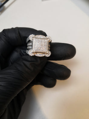Iced out 'big boi' pinky - SD JEWELS