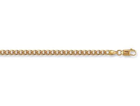 9ct Yellow Gold Curb Chain - SD JEWELS