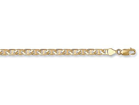 9ct Yellow Gold Flat Anchor Chain - SD JEWELS