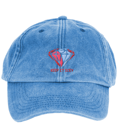 Keep It Icey Dad Hat - SD JEWELS