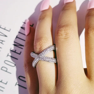 Emma - 925 Sterling Silver Ring