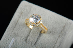 925 Sterling Silver Gold or Platinum Rings - SD JEWELS