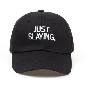 Just Slaying Hat - SD JEWELS