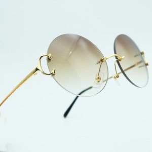 Rimless Sunglasses - SD JEWELS