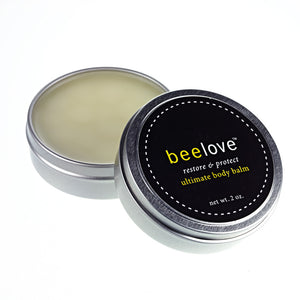 beelove? restore & protect ultimate body balm - 2 oz