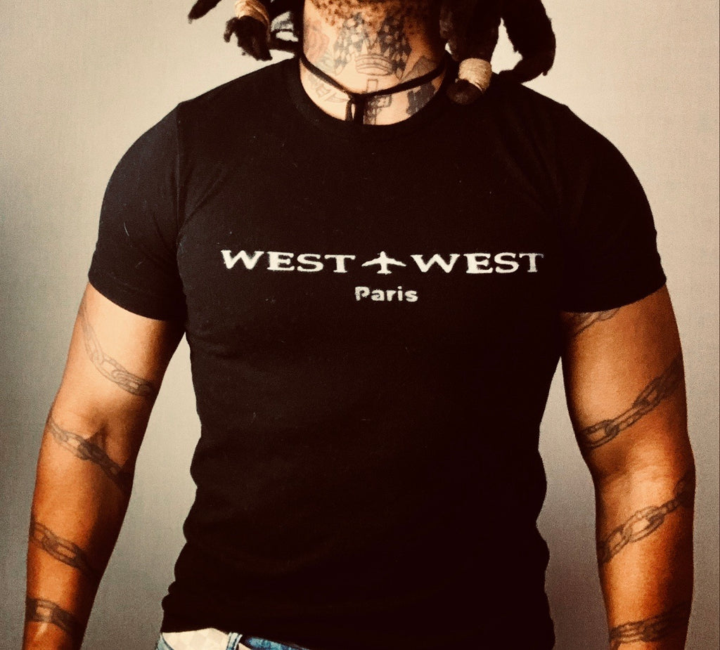 WEST WEST PARIS TEE