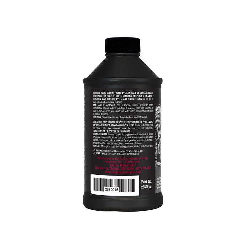 DOT 4 Brake Fluid, 12 Oz., Genuine OEM Part 2880016