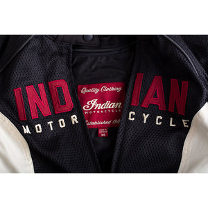 Women's Mesh Lightweight 2 Riding Jacket with Removable Liner, Black