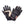 Load image into Gallery viewer, Men's Leather Retro 2 Riding Gloves, Black