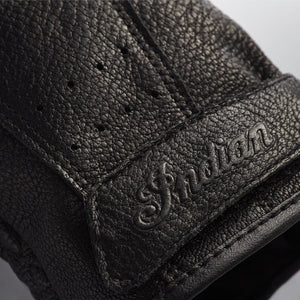 Classic Glove - Black Leather by Indian Motorcycle