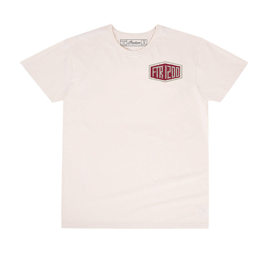 Men's Shield 1200 Tee - Antique White