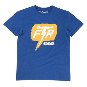 Men's Bolt T-Shirt, Blue