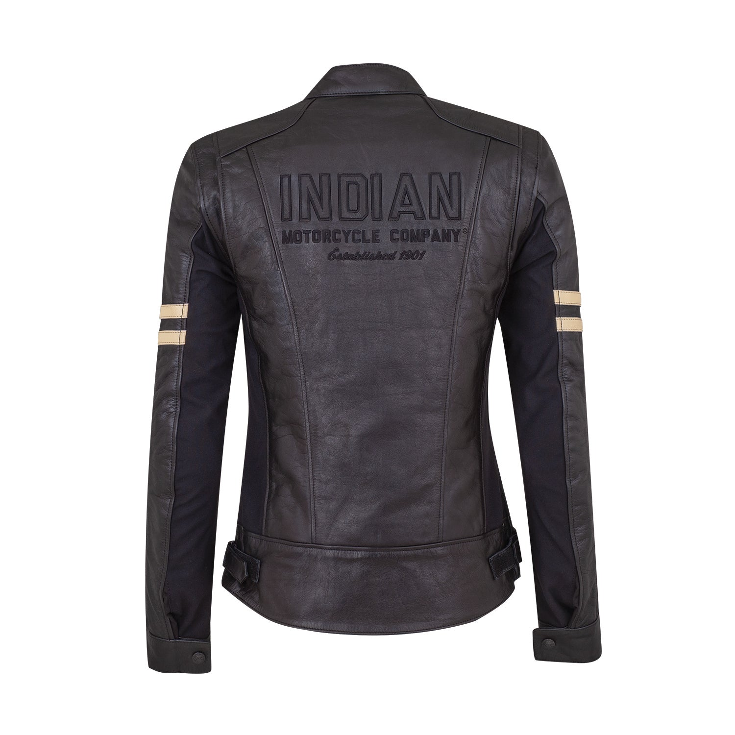 Women's Blake Leather Riding Jacket with Removable Liner, Black