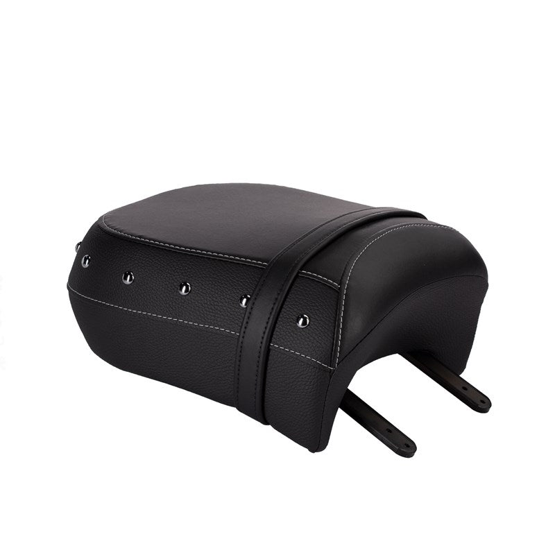 All-Weather Vinyl Passenger Seat, Black with Studs