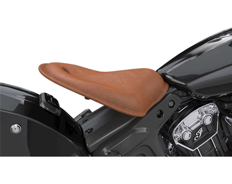 1920 Solo Saddle Seat Close-Off, Black (Scout)