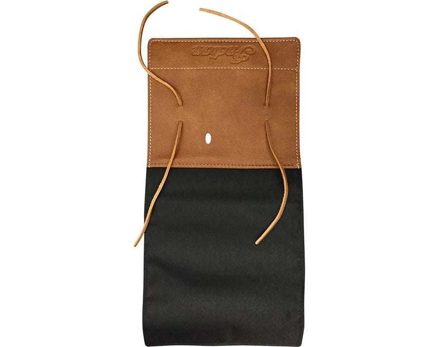 Genuine Leather Fork Bag Tool Roll