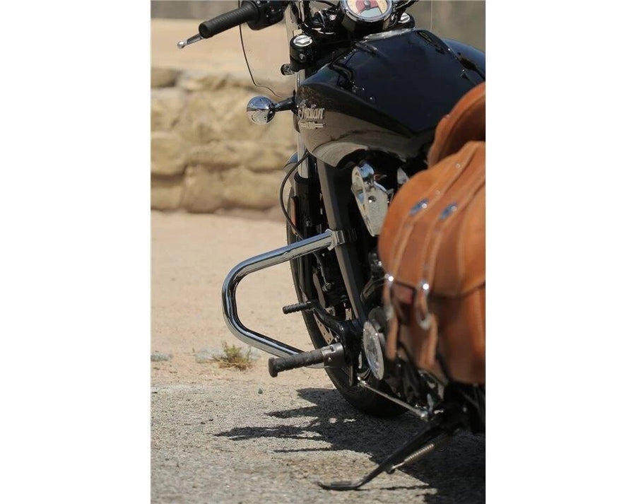 Steel Front Highway Bars, Pair (Scout)