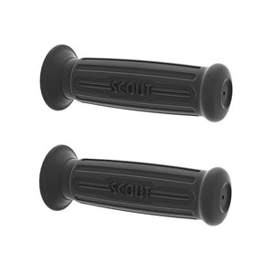 Oversized Handlebar Grips in Black, Pair