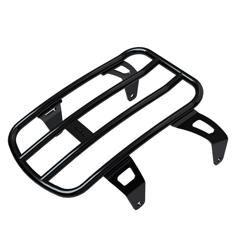 Solo Luggage Rack, Gloss Black