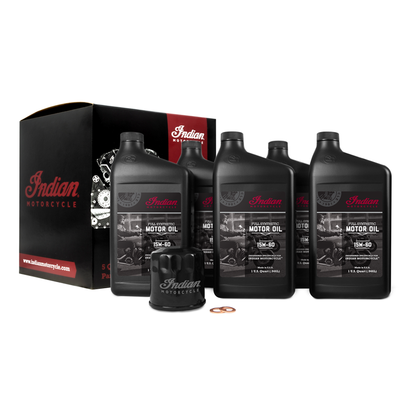 Challenger® Oil Change Kit, Genuine OEM part