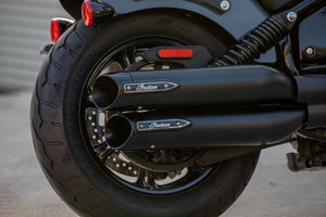 Stage 1 Slip-On Exhaust (Chief)
