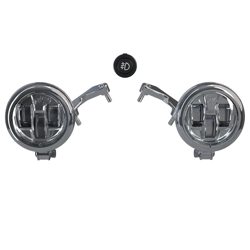 Pathfinder S LED Driving Lights Mount (Challenger)