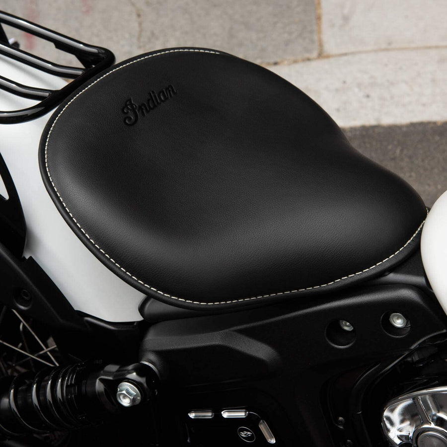 1920 Solo Rider Saddle Seat, Black (Scout)