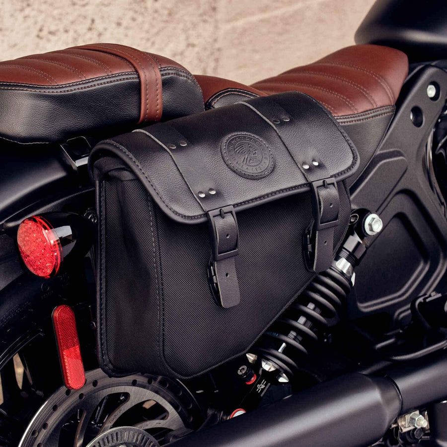 Indian Scout Bobber Saddlebag