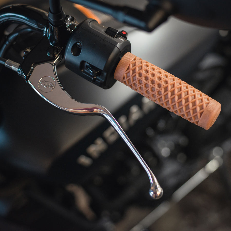 VANS X CULT MOTORCYCLE GRIP, Gum Rubber