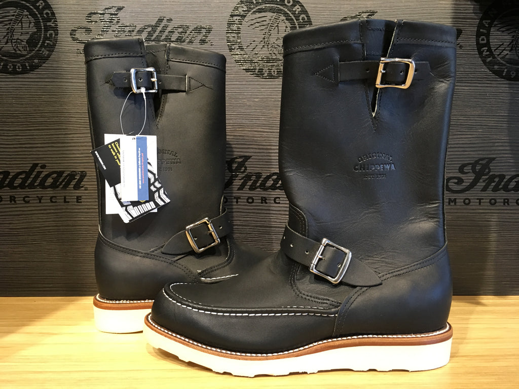 Original Chippewa Collection Men's 1901M00 Engineer Boot