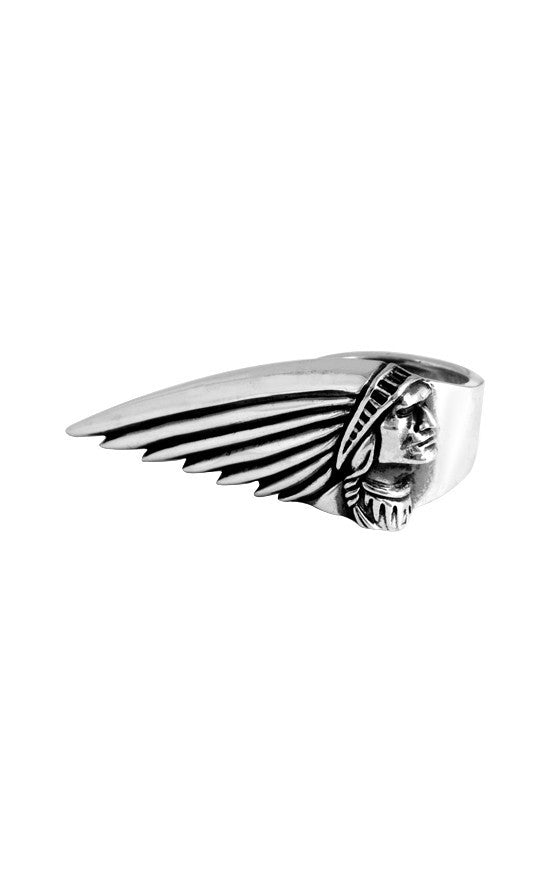 Indian Headdress Ring