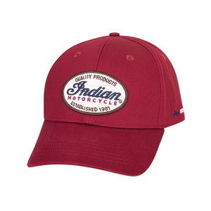 Patch Hat, Red
