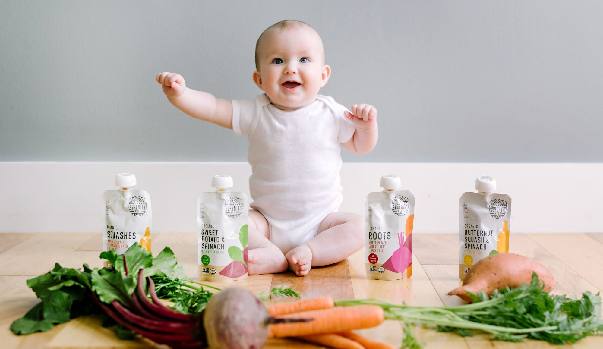 Serenity Kids at Expo West (N119) & Announces National Launch in Whole Foods Market
