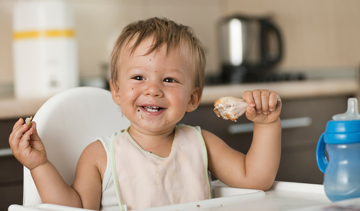 Meat Baby Food: When Can Babies Eat Meat?