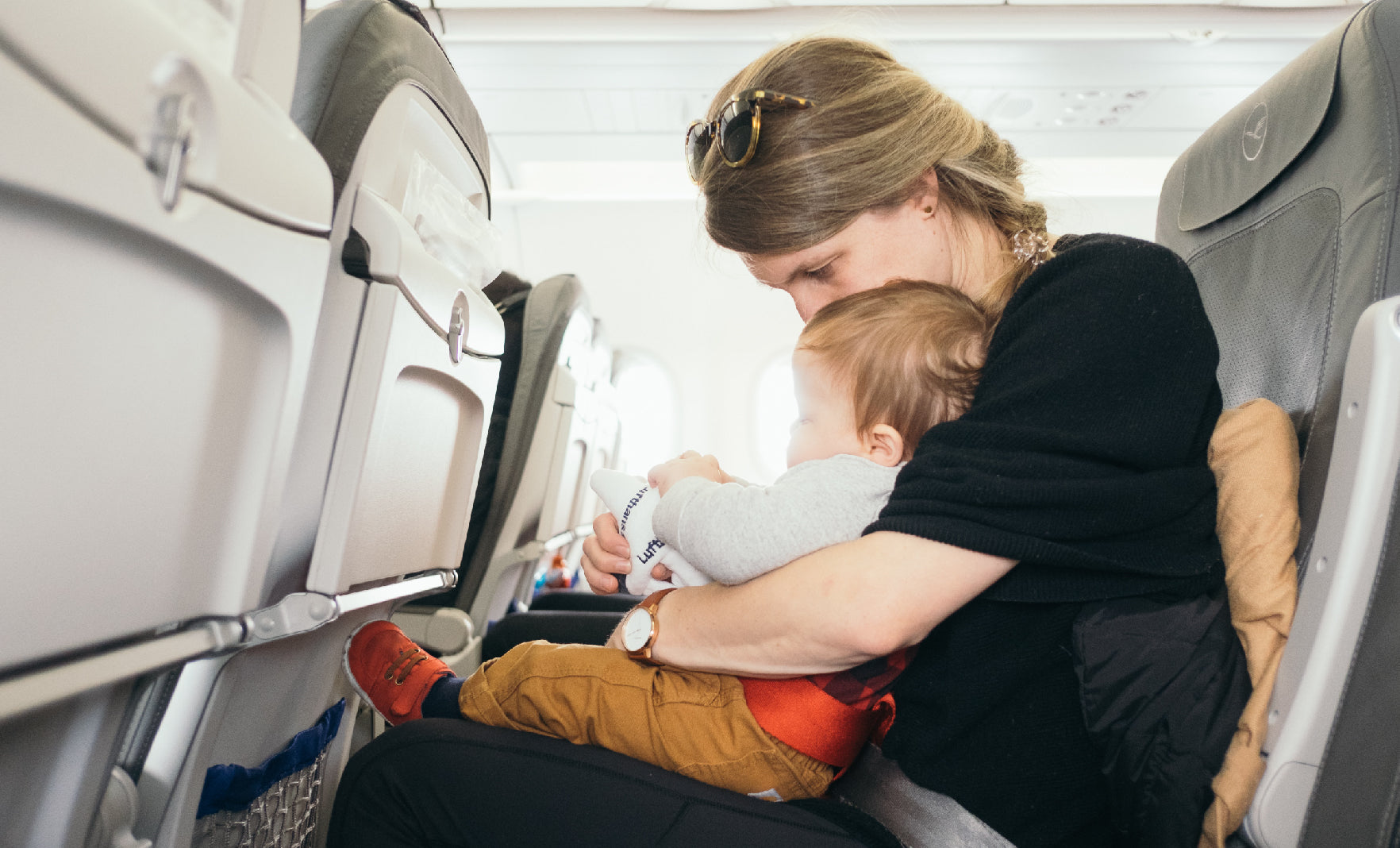 10 Tips for Traveling with Babies & Toddlers
