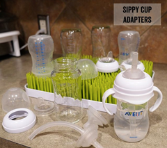 Serenity Kids parent hack - avent sippy cups