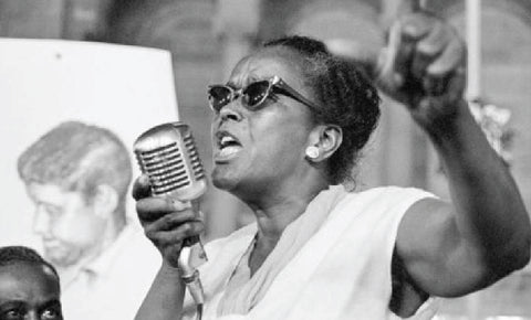 Ella Baker, mother of Civil Rights Movement