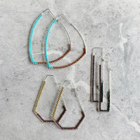 NEW Opulent Sterling Hoop Earrings