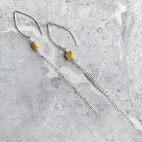 NEW Eloquent II Earrings - Sterling