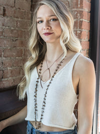 Uninhibited Layering Necklace