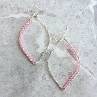 Lavish Marquis Hoop Earrings