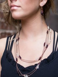 Intuitive Layering Necklace