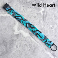 Peyote Stitch Beaded Cuff Bracelets