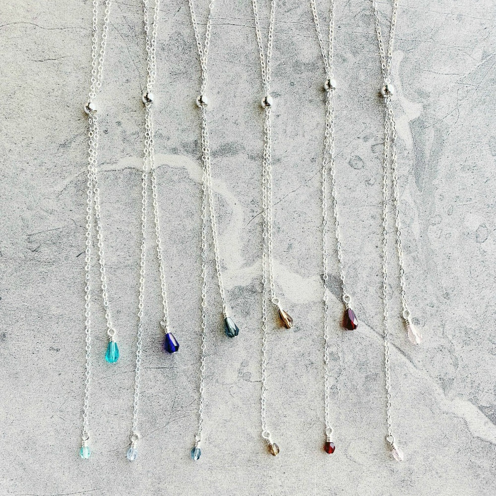 NEW Serenity Slider Necklace