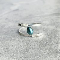 NEW Vivid Ring - Sterling
