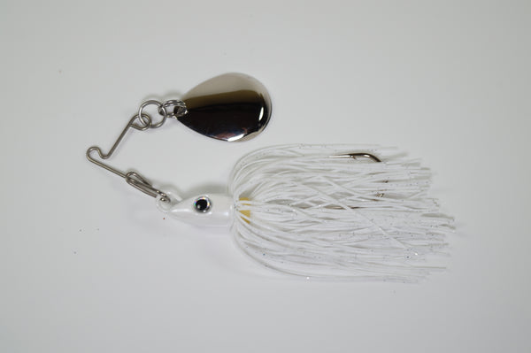 Cyclebait® Swingback MINI - 1/2 oz - Click then choose blade and skirt color