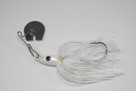 Dive Blade 1 oz - Click then choose skirt color